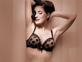 fdd18cec9 Baci Lingerie lança sua nova e luxuosa coleção no Salão Moda Brasil 2012